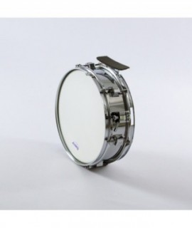 "METAL SIDE DRUM 33 Ø x 10 cm. (13"" Ø x 4"") chromed finish"