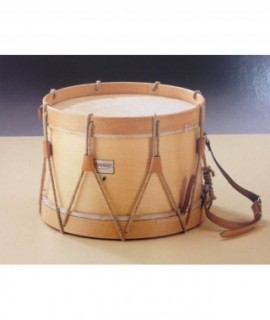 "CASTILLA SIDE DRUM 35,5 Ø x 26 cm. (14"" Ø x 10,5"")"