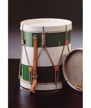 "ROCIERO MARCHING DRUM 38 Ø x 48 cm. (15"" Ø x18,5"")"