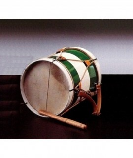 "ROCIERO MARCHING DRUM 30,5 Ø x 38 cm. (12"" Ø x15"")"