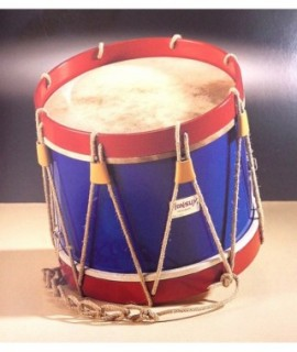 "ASTURIAS SIDE DRUM 30,5 Ø x 27 cm.  (12"" Ø x10""5"")"