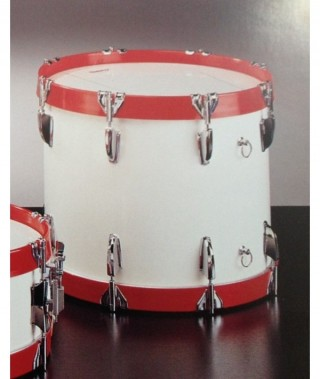 "PARADA TENOR DRUM 38 Ø x 36 cm.  (15"" Ø x 14""). Wood Shell."