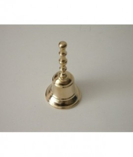 BELL W/HANDLE 3 x 6 cm.