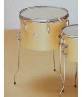 TIMP TOM 35,5 Ø x 22 cm. PLASTIC DRUM HEAD