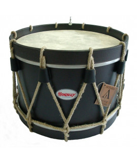 "30,5x25cm. (12""x10"") ""VALENCIA"" WENGUE SIDE DRUM"
