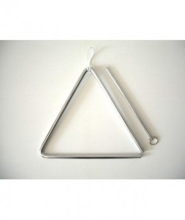 TRIANGLE OF STEEL 20 cm.