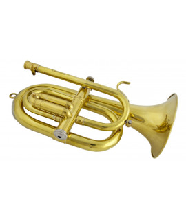 "C/Bb 1 VALVE ""CARMEN"" BUGLE, brass unfinished"