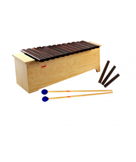 ALTO XYLOPHONE C to A. Rosewood. Diatonic