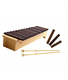 SOPRANO XYLOPHONE C to A. Rosewood. Diatonic