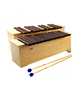 ALTO XYLOPHONE 22 bars. Rosewood