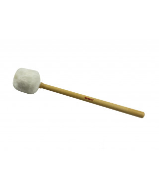 BASS MALLET WOOL BALL