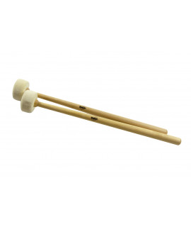 FELT BALL TIMPANI STICKS (PAIR)