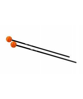 MALLETS V-12R Medium Hard - Rattan (pair)