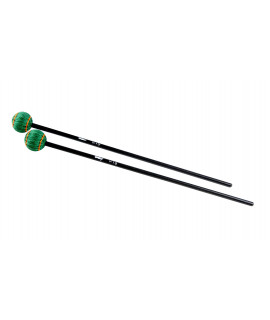 MALLETS V-13R Medium - Rattan (pair)