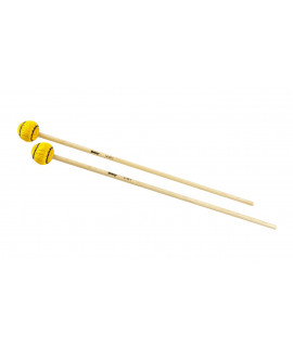 MALLETS V-01BM - Hard - Maple ( pair).