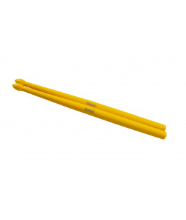 YELLOW MARCHING DRUMSTICKS