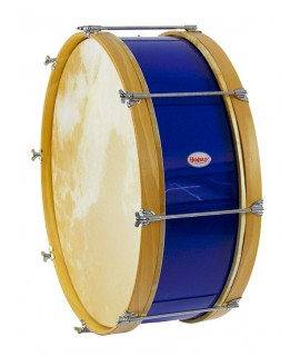 "MACHING BASS DRUM 60 Ø x 25 cm.  (24"" Ø x 10"") SKIN HEAD"