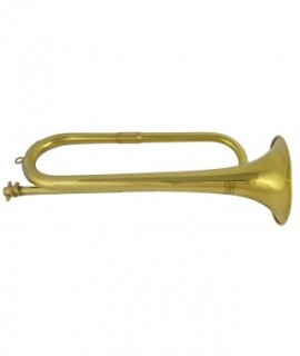 BUGLE in C. LARGE BORE