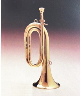 BUGLE in C. SHORT BORE