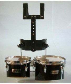 2 MARCHING TOMS SET