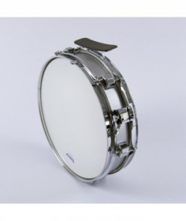 "METAL SIDE DRUM 35,5  Ø x 8 cm. (14"" Ø x 3"") aluminium shell"