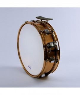 "METAL SIDE DRUM 35,5 Ø x 10 cm. (14"" Ø x 4"") copper finish"