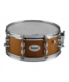 WOOD SNARE DRUM 35,5x14cm. Lacquered