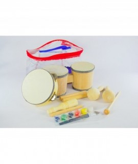 PAINT BONGO MUSIC SET