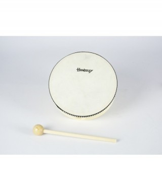 TAMBOUR 15 cm.Ø with mallet