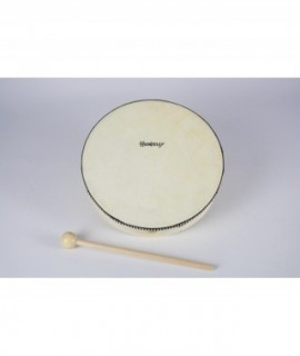 TAMBOUR 20 cm.Ø with mallet.