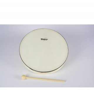 TAMBOUR 25 cm.Ø with mallet.