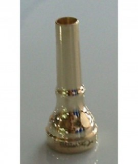 CARMEN 1 MOUTHPIECE, BRASS
