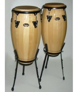 2 Conga Set with Stand.