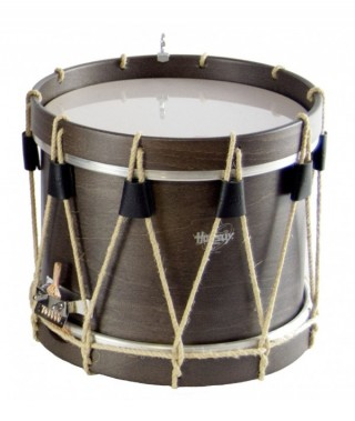 "25x25cm. (10""X10"") ""VALENCIA"" SIDE DRUM, wenges)"